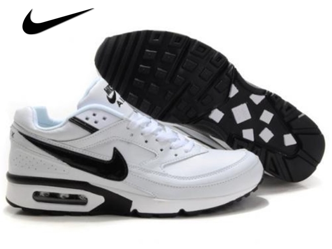air max classic bw homme blanche