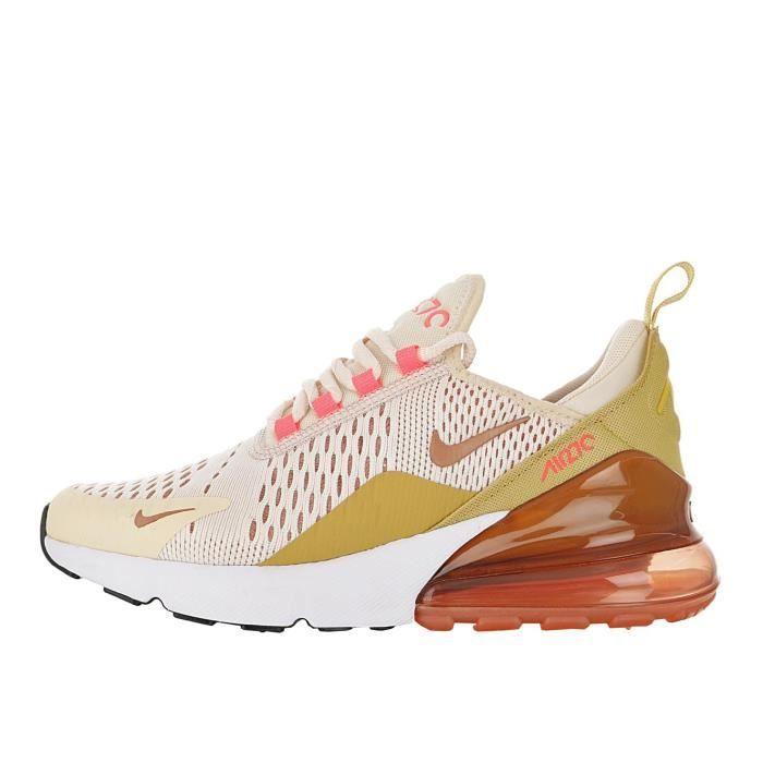 air max femme orange,Nike Air Max Dia orange femme Chaussures Baskets femme Chausport