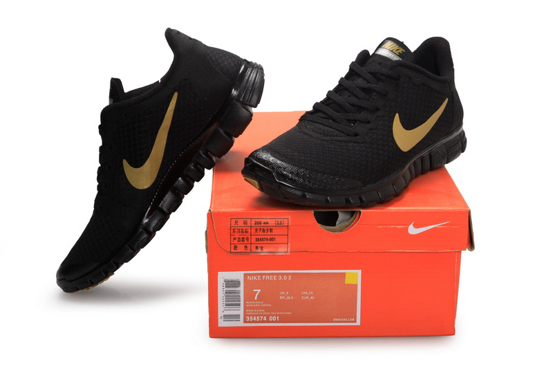 chaussures nike free 3.0 v2 femme noir dore,nike free basket ...