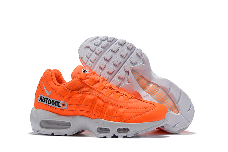 air max 95 orange homme