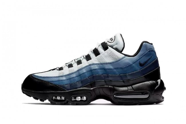 air max 95 essential noir et bleu