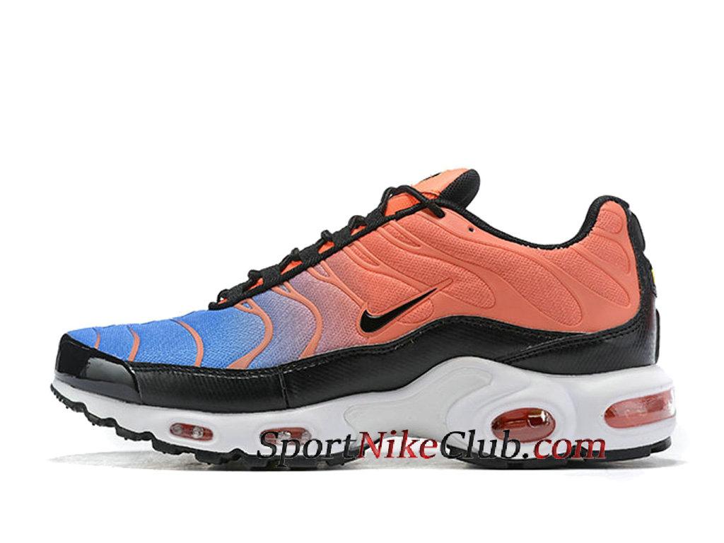 homme air max plus tn bleu et orange,Chaussures Nike Air Max Plus ...