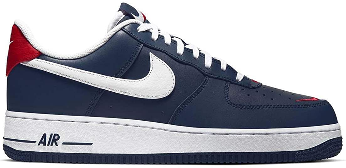 basket nike air force 1 bleu