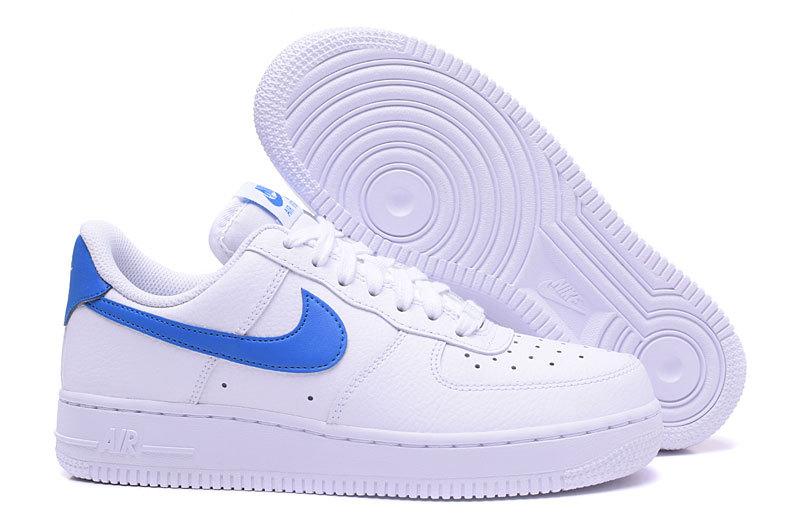 air force 1 blanc et bleu