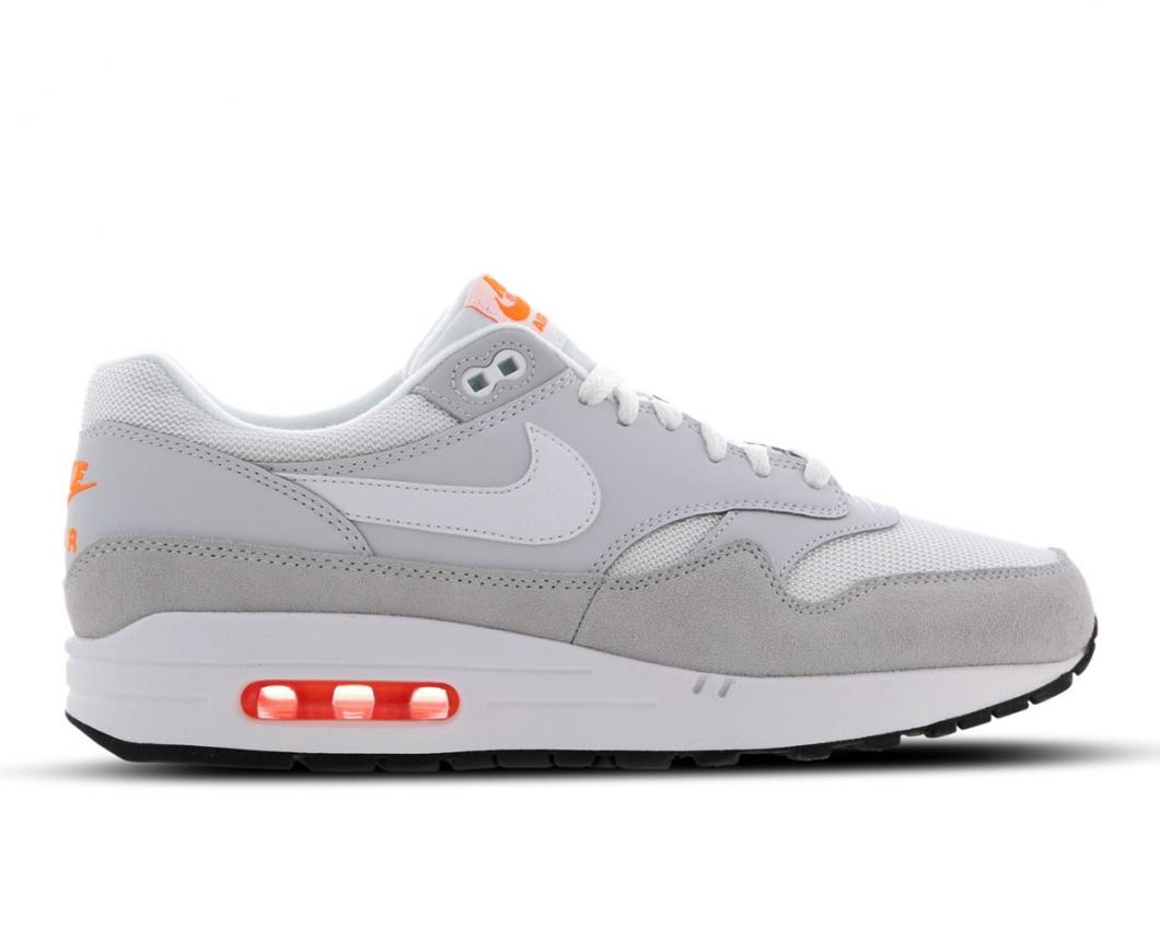 nike air max 1 blanche et gris et rouge homme,air max requin