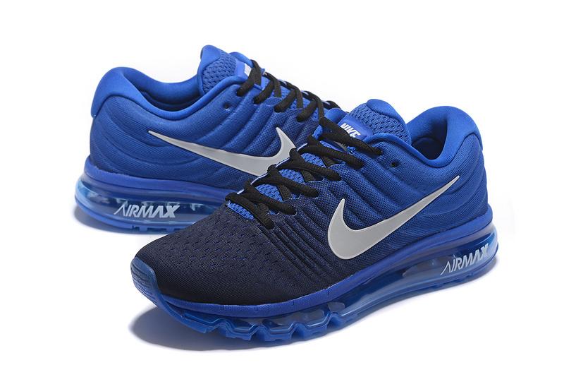 chaussure nike air max bleu